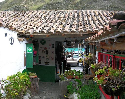 Artesanías Casa del Páramo San Rafael de Mucuchíes San Isidro estado Mérida Venezuela
