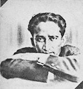 Andres Eloy Blanco poeta venezolano Cumaná 1897 — Ciudad de México 1955