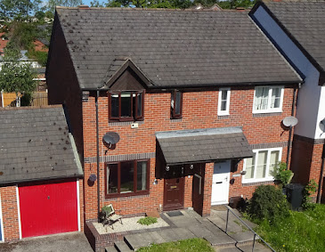 Two-bedroomed semi