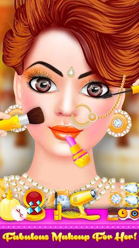 Royal Indian Doll Wedding Salon : Marriage Rituals 1.16 screenshots 13