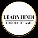 Learn Hindi through Tamil icon