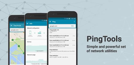 PingTools Network Utilities - Apps on Google Play