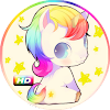 Cute Unicorn Live Wallpapers