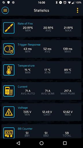 GATE Control Station (GCS) screenshots 3