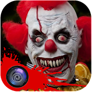 Horror Clown Mask Photo Editor