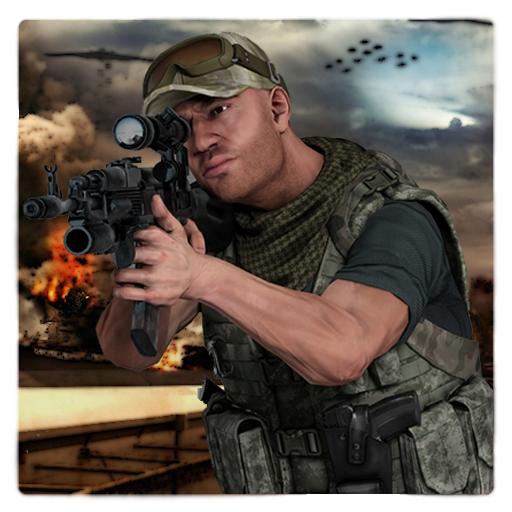 现代狙击战:突击队 動作 App LOGO-硬是要APP