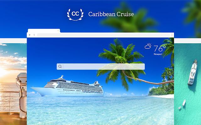 Caribbean Cruises HD Wallpapers New Tab