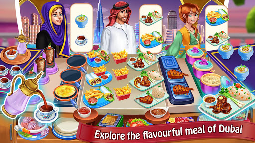 Cooking Day - Restaurant Craze, Best Cooking Game apktram screenshots 14