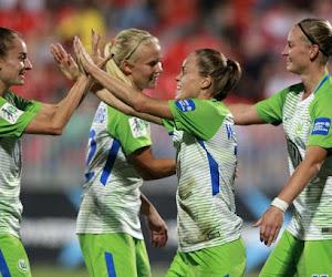 Tessa Wullaert zet nieuwe stap richting titel met Wolfsburg