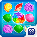 Ocean Story: match 3 icon