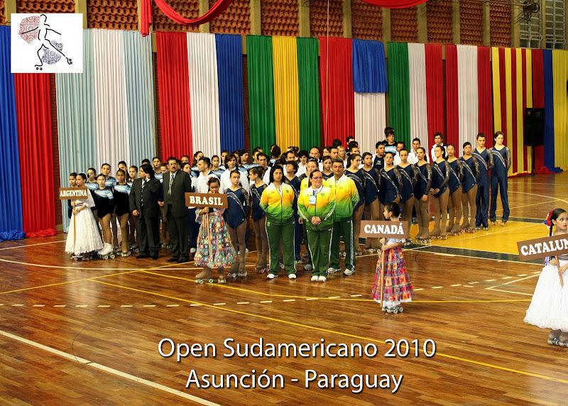 Open 2010 Júlia Moura – 1º ano ao 9º ano – Paraguai – 2010