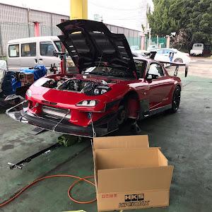 RX-7  のサスペンションのカスタム事例画像 yoshikiさんの2018年12月22日12:25の投稿