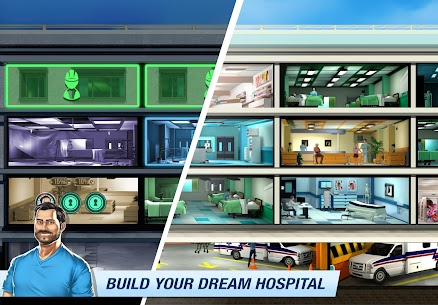 Operate Now Hospital Mod Apk – Build, Manage & Operate 2