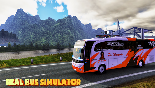 Game Bus Simulator Indonesia 1.0 screenshots 2