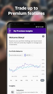 Yahoo Finance: Real-Time Stocks & Investing News App Latest Version Download For Android and iPhone 4