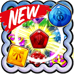 Free Ancient Jewels Match 3! Icon