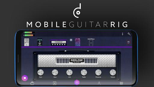 Guitar Effects Pedals, Guitar Amp - Deplike 5.5.21 screenshots 1