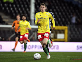 Antwerp heeft zich versterkt Sander Coopman (KV Oostende)