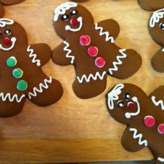 Classic Gingerbread Cookie