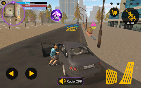 Gangster Town 2.1 Android APK Mod 1
