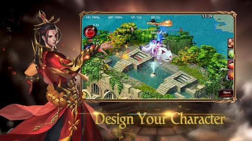 Conquer Online - MMORPG Action Game 1.0.7.8 screenshots 1
