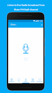 Sham FM - náhled