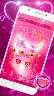 Kitty Love Angel Theme - náhled