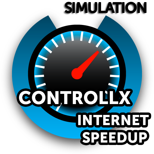 Internet Speedup Simulator