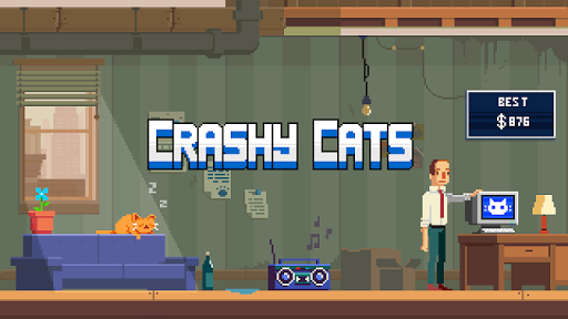 Crashy Cats  captures d'écran 1