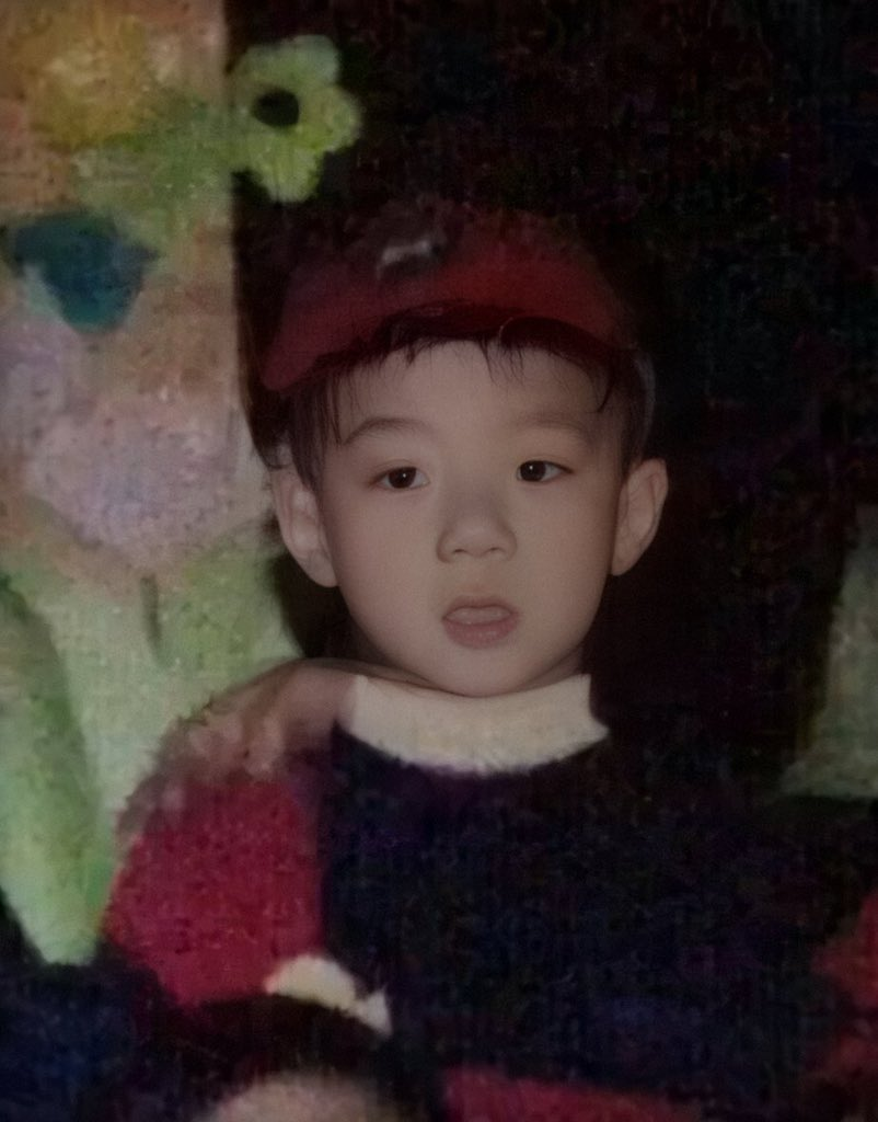 Someone Gave Exo S Baby Pictures An Hd Makeover And They Re