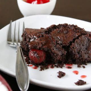 Cherry-Cola Dump Cake.