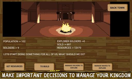 Télécharger The Last Vikings Kingdom: City Builder apk mod screenshots 4