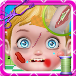 Kids First Aid Doctor Games Icon