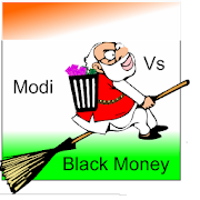 Modi Vs Black Money