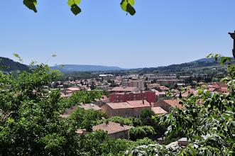 Photo: Nyons capitale des olives