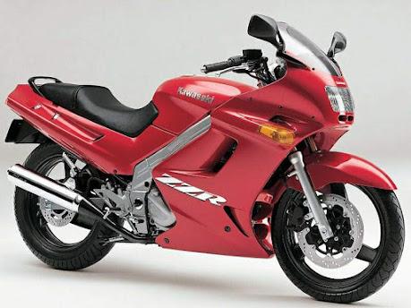 Kawasaki ZZR 250-manual-taller-despiece-mecanica