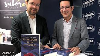 la novela se promociona con éxito en toda España