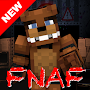 FNaF Skins for Minecraft PE APK icon