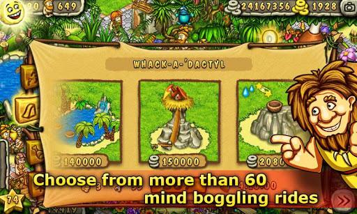 Prehistoric Park Builder screenshot 3