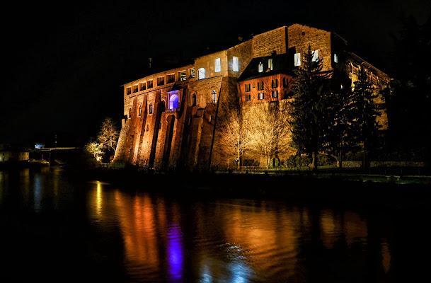 Un castello nel buio di Diana Cimino Cocco