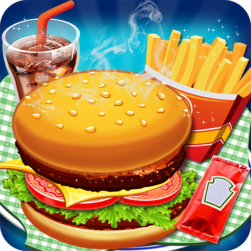 Master Chef Cooking Mania - World Cafe (game)