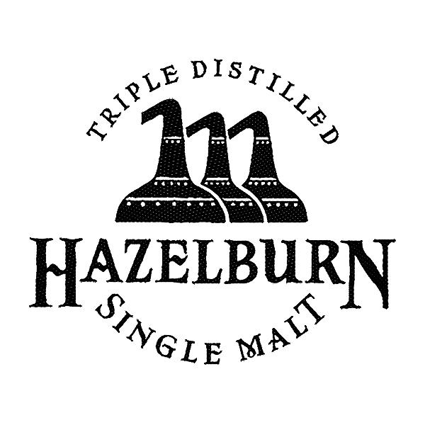 Logo for Hazelburn Triple Distilled   12yr