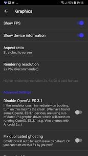 DamonPS2 Pro – PS2 Emulator – PSP PPSSPP PS2 Emu (MOD, Paid) v3.2 3
