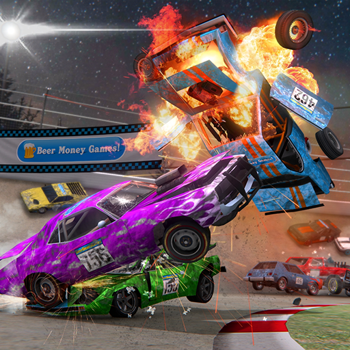 Demolition Derby 3 APK Cracked Download