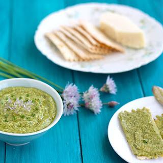 Artichoke Chive Pesto
