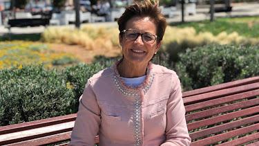 Adriana Valverde, candidata del PSOE de Almería capital.