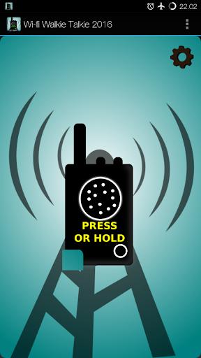 玩免費通訊APP|下載Wifi Walkie Talkie 2016 app不用錢|硬是要APP