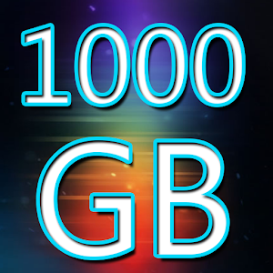 1000gb free cloud prank for PC