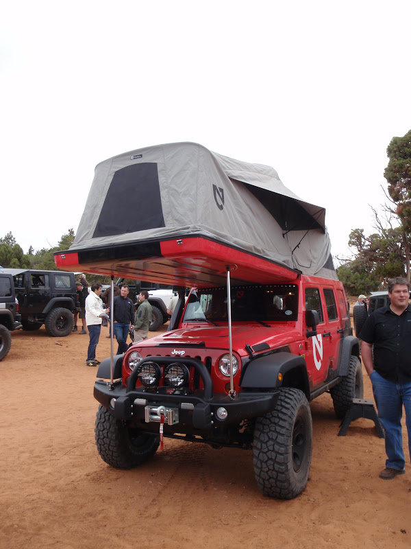 Jeep Wrangler Habitat Official Release Expedition Portal