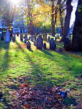 Photo: Boston - central burying ground